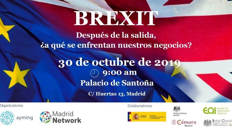 Invitación Brexit: Después de la Salida, ¿a qué se enfrentan nuestros negocios?