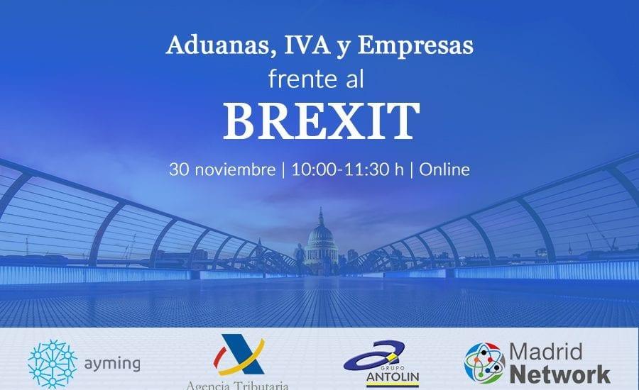 Aduanas, IVA, empresas Brexit